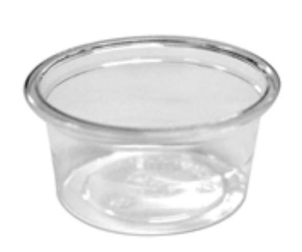 Portion Cup 14.9Ml Plastic (Pktx100) Liv5Pc050Pet _ 50Pkts