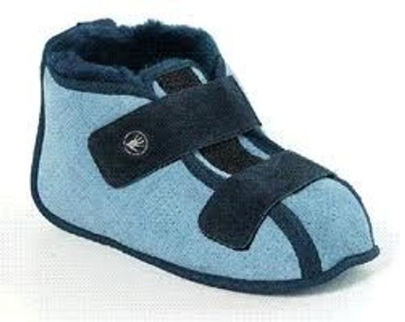 Shear Comfort Short Slipper Boot Small 002381 _ 2pcs
