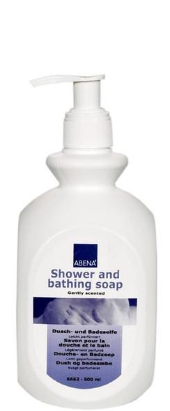 ABENA SHOWER & BATH SOAP 500ml