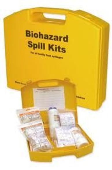 Biohazard Spill Kit Refill Mzbsr _ 24pcs