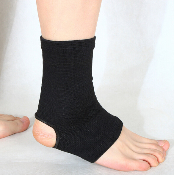Ankle Support Foot Protector Elastic Brace Guard Sport Gym Sock Wrap Breathable