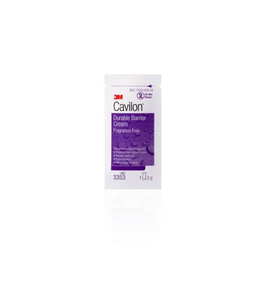 Cavilon Durable Barrier Cream 2G Fragrance Free 3392Gs _ 20Pcs