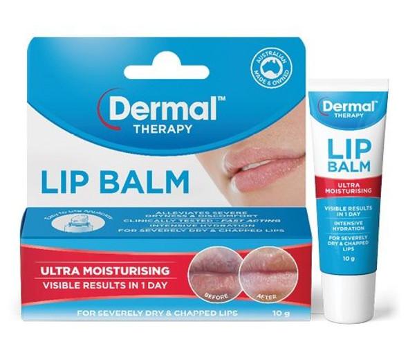 Dermal Therapy Lip Balm 10G 56450-Dt24000777 _ 24Pcs