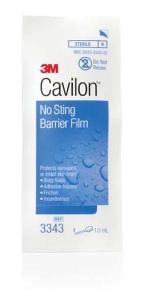Cavilon No Sting Barrier Film Foam Applicator 1Ml (Boxx25) 3343/70200770777 _ 4Boxes