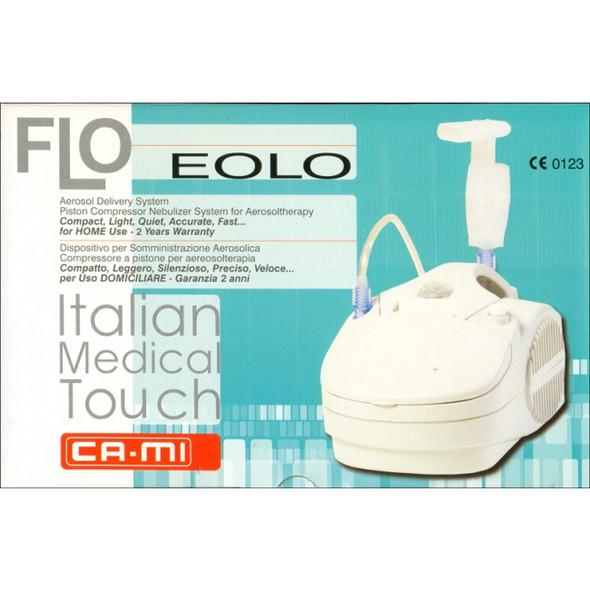 Nebuliser Eolo CA-MI Aerosoltherapy HI-FLO Jet Nebulizer _ Piston- compressed Nebuliser _ each