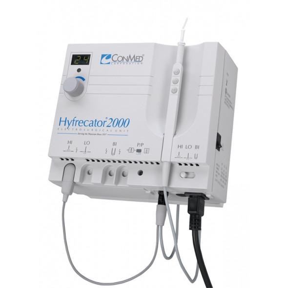 Conmed Hyfrecator 2000 Electrosurgical Unit  _ Multi-functio