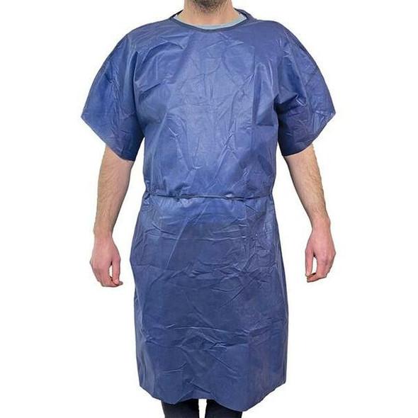 Disposable Patient Gown -45gsm PP