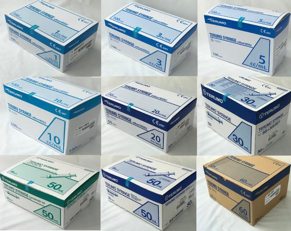 Terumo Hypodermic Syringe