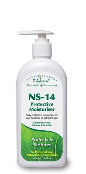 NUTRI-SYNERGY PROTECTIVE MOISTURISER 250ml PUMP BOTTLE
