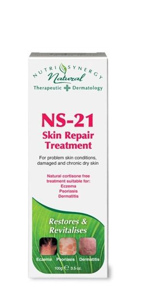 NUTRI-SYNERGY SKIN REPAIR TREATMENT NS-21
