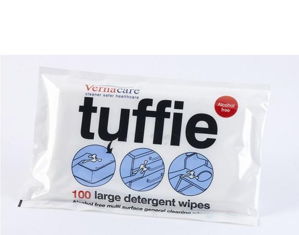 TUFFIE DETERGENT WIPES (100pcs/Pkt)