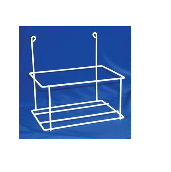 WALL BRACKET FOR 1.4LT SHARPS CONTAINER BRACKET