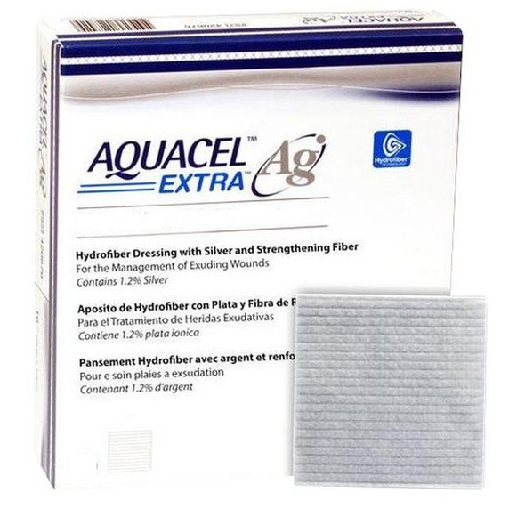 Aquacel Ag Extra 20Cmx30Cm Silver 1pc
