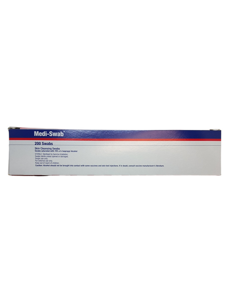 Alcohol Wipes , Medical Wipes / Medi Swabs - Sterile Screen