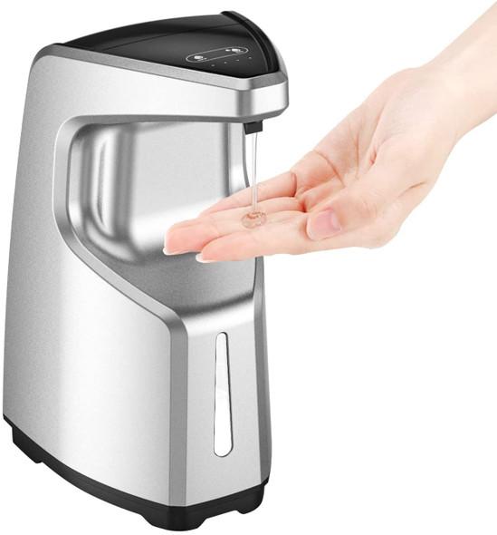 Dispenser, Automatic Hand Sanitizer Dispenser hands Free Tou