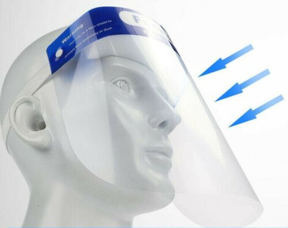 Disposable Medical Dental Face Shields for protect face and
