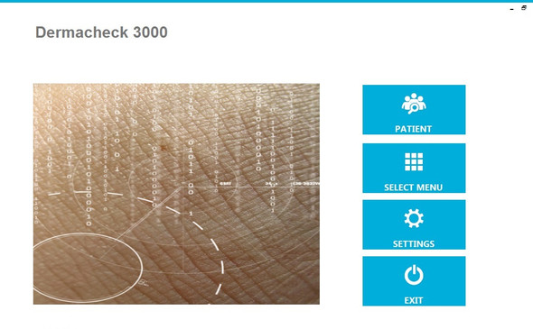 Software Dermacheck 3000 - Software for Multipurpose Use: Dermatoscopy and IPL/Laser Treatment Consulting