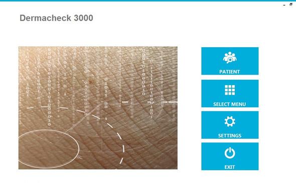 Software Dermacheck 3000 - Software for Multipurpose Use: De
