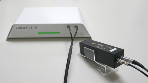 CutiScan CS 100 - Interesting Method to Measure Viscoelasticity & Anistropy