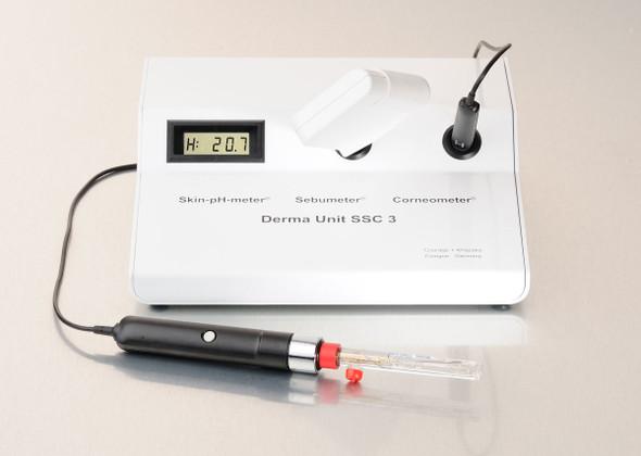 Derma Unit SSC 3 - Assessing the Hydrolipidic Film of the Skin