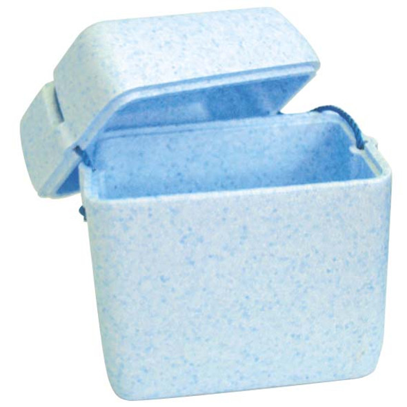 Foam Cooler Box, 4 Litres, 270 x 190 x 190 mm, with Lid, Each (611115)