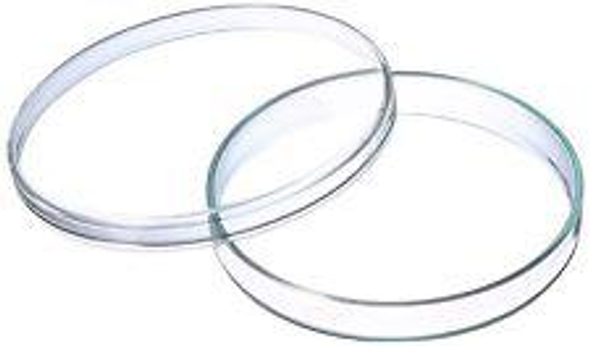Petri Dish, 55-60mm Diameter, Sterile, with Lid, Recyclable Polystyrene, 10 Pieces per Bag
