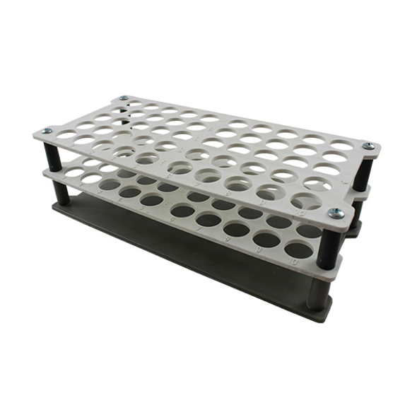 Aptaca Test Tube Rack Stand,Recyclable PP,16mm Test Tube D,5
