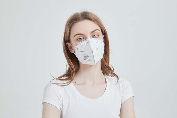 """40PCS,  KN95/ P2 Face mask Particular respirator with 4-layers of Protection BFE>95%, TGA Registered, """"FREE SHIPPING"""""""