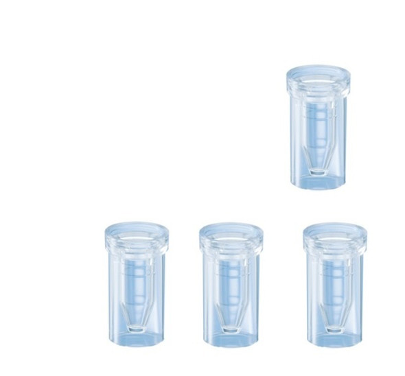 Cuvettes Sample Cups, 3ml, 17D x 38H mm, Polystyrene, Compat