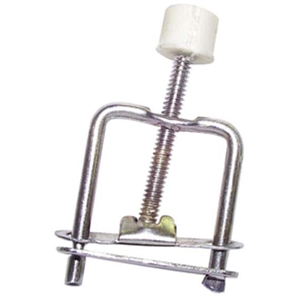 Tubings Clamps, 30mm Metal, Hoffman Type (Nickel),