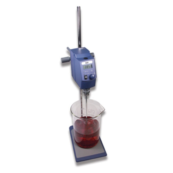 Stirrer Overhead, Stirring Volume: Up to 40L (in relation to H20),