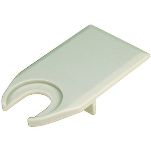 Rack for Pipettor Single Position, with Adhesive Back, Each