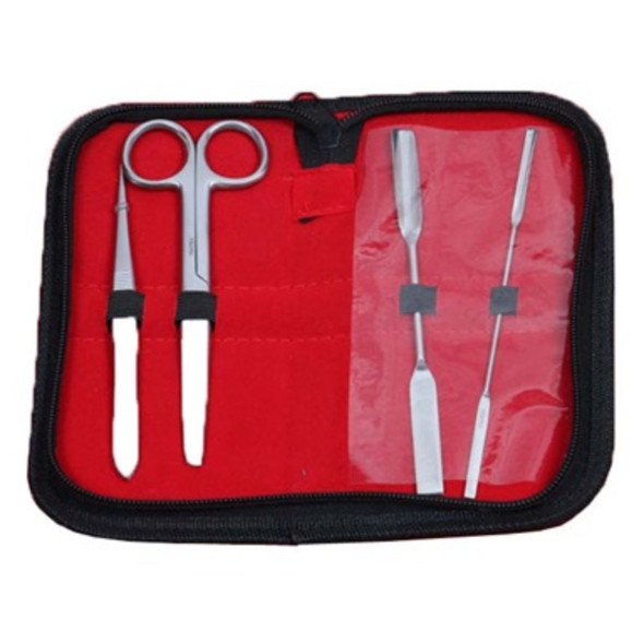 Dissecting Set 4 Pieces, Each