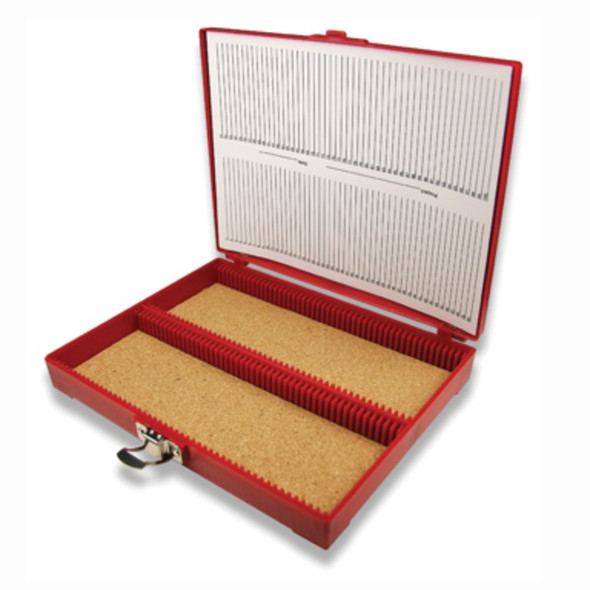 Slide Box 100 Place Red, Each