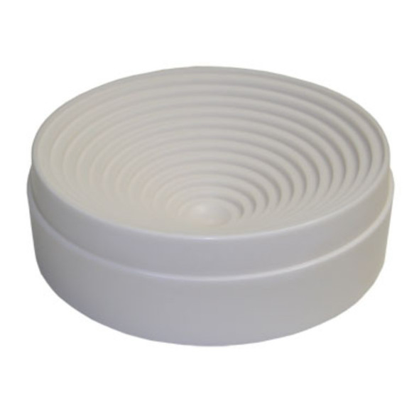 Stand Flask (Round Bottom) 155mm - Polypropylene - Suitable for most round bottom flasks - Autoclavable, Each
