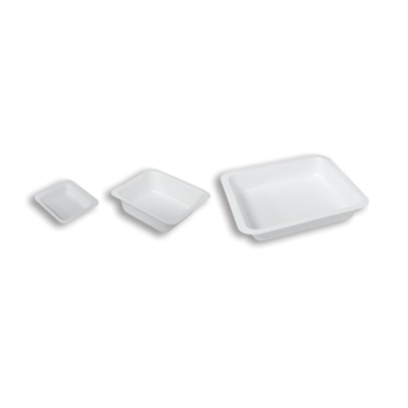 Weigh Boat Square 80x80mm Antistatic,PK250