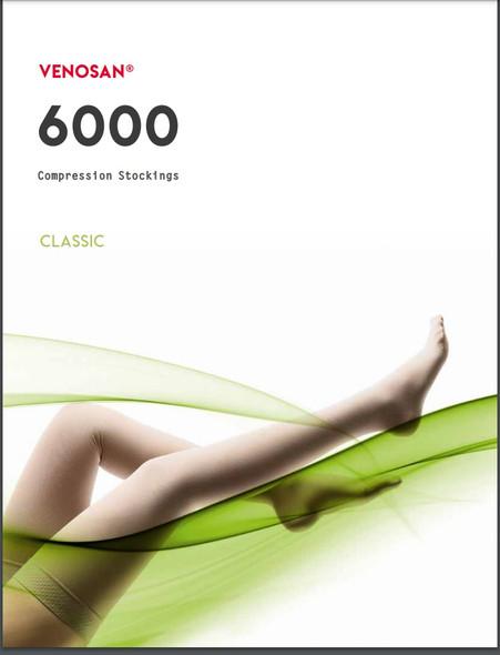 VENOSAN 6000 Series Compression Stockings AGH (Thigh length)