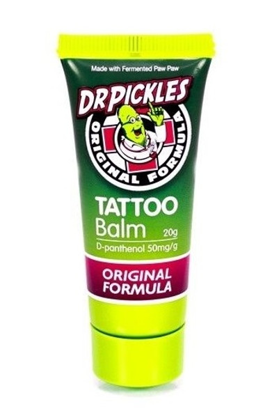 Dr Pickles Tattoo Balm Aftercare Original Formula 20g