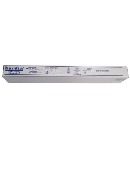 Bardia Catheter 22 G 10cc Silicone Coated Latex 40cm Grey