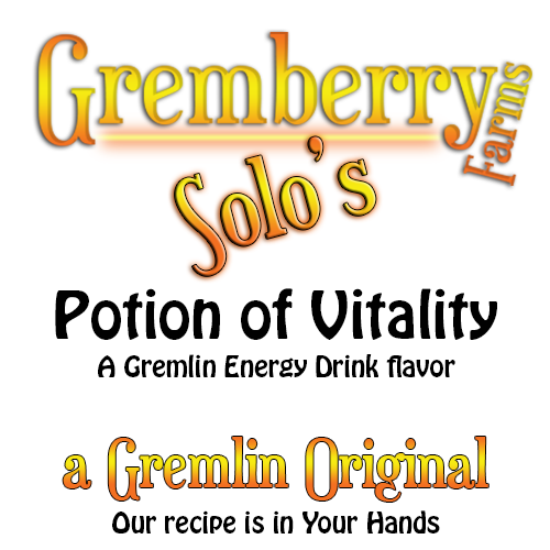 Potion of Vitality (GRM)