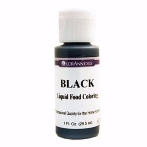Black Liquid - 1oz (29.5ml)
