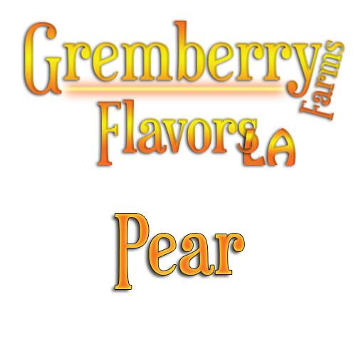 Pear (GRM) - 30ml