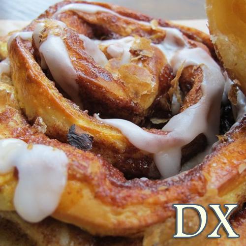 DX Cinnamon Danish (TFA)