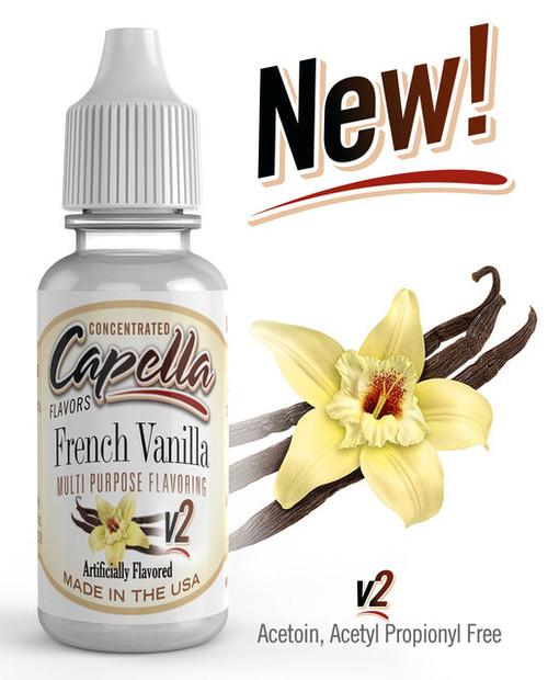 French Vanilla V2 (CAP)