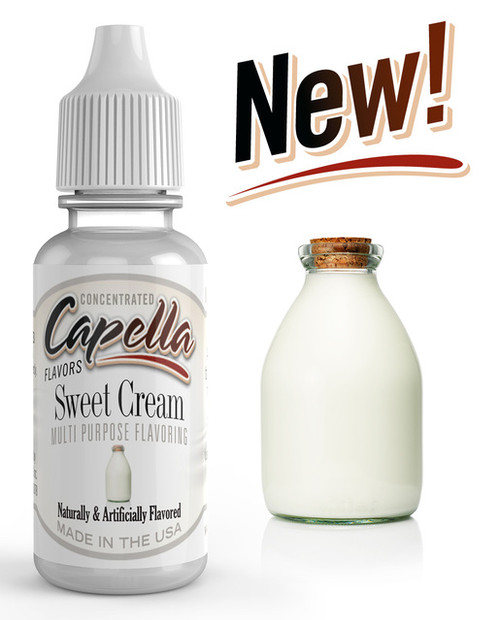 Sweet Cream (CAP)