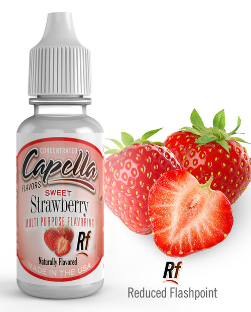 Sweet Strawberry RF (CAP)