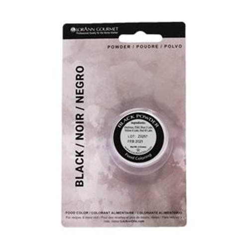 Black Powder Food Color
