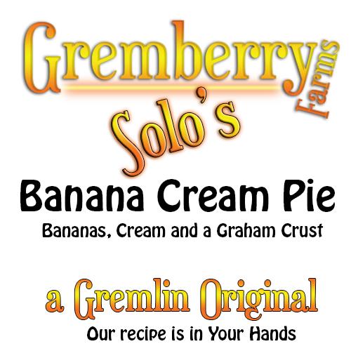 Banana Cream Pie (GRM)