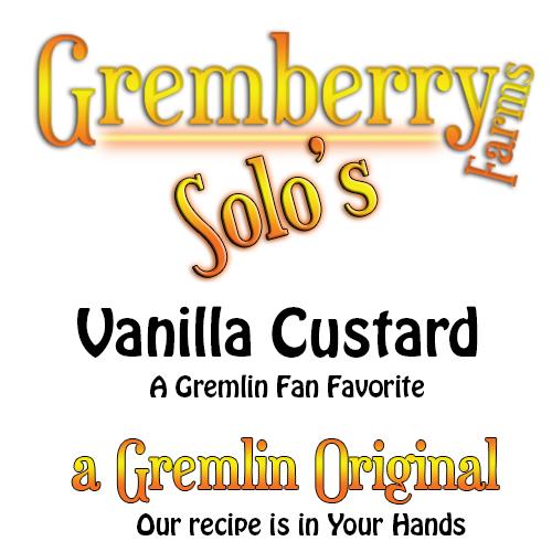 Vanilla Custard (GRM)
