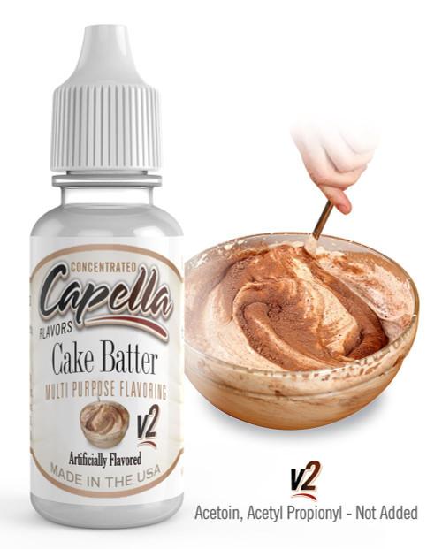 Cake Batter V2 (CAP)